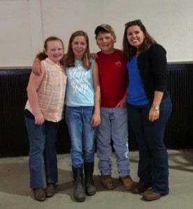 Cover photo for Anson County 4-H Youth Win at State Livestock Events