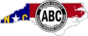 Wilson county Alcoholic Beverage Control Board logo