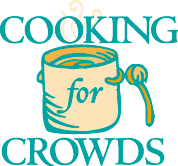 Cooking for Crowds logo image