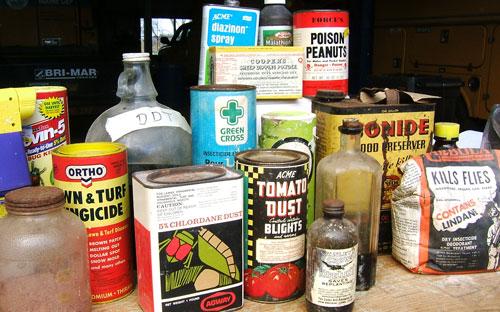 Pesticide examples