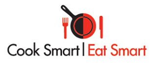 Cook Smart, Eat Smart logo image